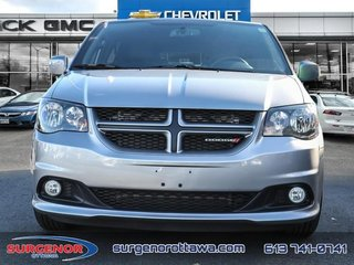 2018 Dodge Grand Caravan GT  - Bluetooth -  Leather Seats - $182.46 B/W