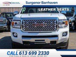 2019 GMC Canyon Denali 4x4  - Leather Seats  - $283 B/W