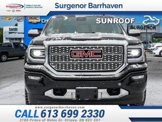 GMC Sierra 1500 Denali  - Certified - Sunroof - $322.72 B/W 2017