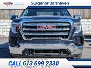 2019 GMC Sierra 1500 SLE  - $270 B/W