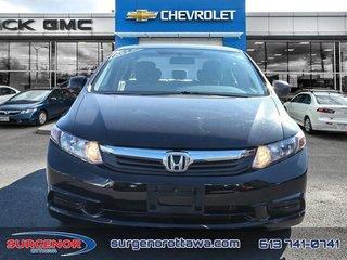 2012 Honda Civic Sedan Sedan EX at  - $88.55 B/W