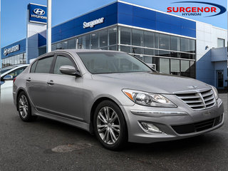 Hyundai Genesis 3.8 2013