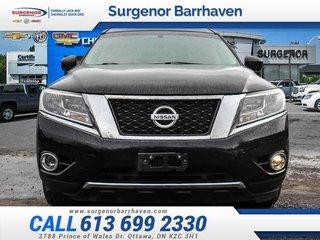 2014 Nissan Pathfinder Platinum  - Navigation - $153.88 B/W
