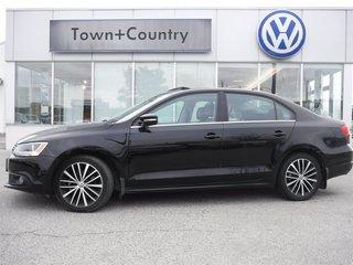 2014 Volkswagen Jetta Highline 2.0 TDI 6sp DSG at Tip