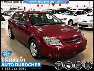 Chevrolet Cobalt LS AUTOMATIQUE AIR CLIMATISÉ FINANCEMENT 2009
