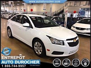 Chevrolet Cruze 1LT TOUT ÉQUIPÉ CAMÉRA RECUL BLUETOOTH 2014