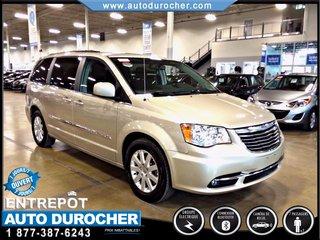 Chrysler Town & Country Touring 2015 TOUT ÉQUIPÉ TV-DVD AIR CLIMATISÉ 2 ZONES