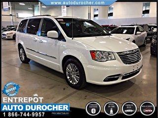 Chrysler Town & Country Touring AUTOMATIQUE TOUT ÉQUIPÉ CUIR BLUETOOTH STO 2015
