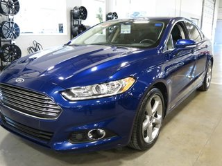 2013 Ford Fusion SE(Air Clim., Toit Ouvrant, Mags, Comm. Audio Vola