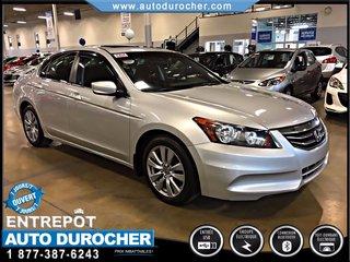 Honda Accord Sedan EX AUTOMATIQUE TOUT ÉQUIPÉ TOIT OUVRANT JANTES 2012