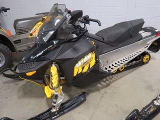 2009 MX Z TNT 600 HO E-TEC (Banc Simple)
