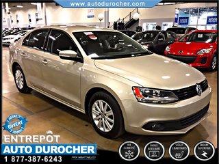 Volkswagen Jetta Sedan AUTOMATIQUE TOUT ÉQUIPÉ SIEGES CHAUFFANTS 2012