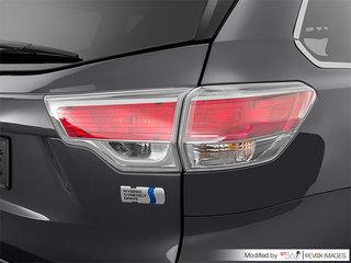 Toyota Highlander hybride LIMITED 2015