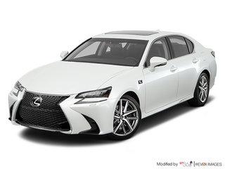 Lexus GS F SPORT SÉRIE 2 2016