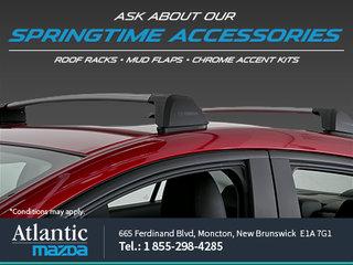 Customize your Mazda!