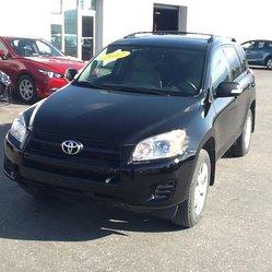 Toyota RAV4 Base 2012