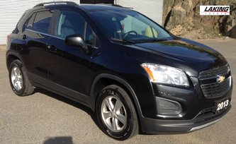 2013 Chevrolet Trax LT ALL WHEEL DRIVE REARVIEW CAMERA