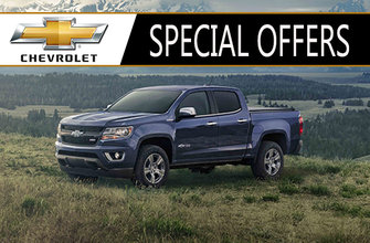 Chevrolet Trucks and SUV Promotions