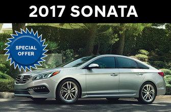 2017 Sonata GL