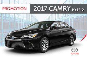 2017 Camry Hybrid LE