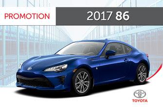 Toyota 2017 86
