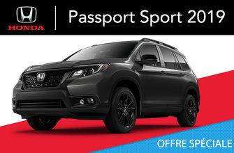 Honda Passport SPORT 2019
