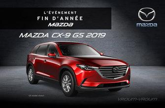 Mazda CX-9 GS 2019 - 7 passagers