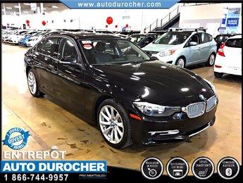 BMW 3 Series 320I XDRIVE AUTOMATIQUE 4X4 TOUT ÉQUIPÉ CUIR TOIT 2013