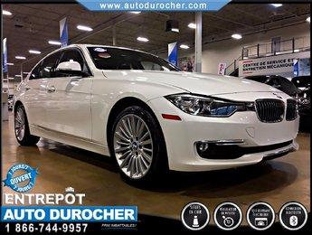 2013 BMW 3 Series AUTOMATIQUE - TOIT OUVRANT - AIR CLIMATISÉ