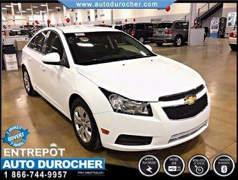 Chevrolet Cruze LT TURBO TOUT ÉQUIPÉ BAS KILOMÉTRAGE 2012
