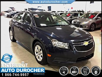 Chevrolet Cruze 1LT AUTOMATIQUE TOUT ÉQUIPÉ BLUETOOTH USB 2014