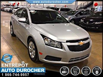 2014 Chevrolet Cruze 1LT AUTOMATIQUE TOUT ÉQUIPÉ BLUETOOTH