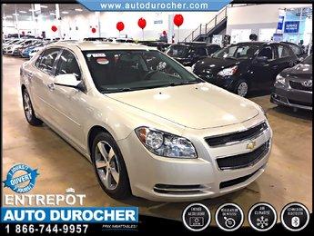 2012 Chevrolet Malibu LT AUTOMATIQUE TOUT ÉQUIPÉ BLUETOOTH