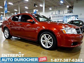 2012 Dodge Avenger SXT - AUTOMATIQUE - AIR CLIMATISÉ - BLUETOOTH