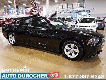 2012 Dodge Charger SE V6 AUTOMATIQUE AIR CLIMATISÉ GROUPE ÉLECTRIQUE