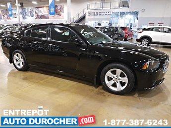 2012 Dodge Charger SE V6 AUTOMATIQUE AIR CLIMATISÉ, GROUPE ÉLECTRIQUE