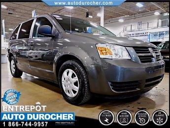 2010 Dodge Grand Caravan SE - TOUT ÉQUIPÉ - AIR CLIMATISÉ