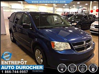2011 Dodge Grand Caravan SE AUTOMATIQUE TOUT ÉQUIPÉ BLUETOOTH