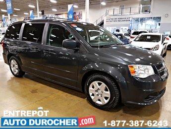 Grand Caravan 2011 Dodge AUTOMATIQUE, STOW 'N GO, AIR CLIMATISÉ