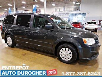 2012 Dodge Grand Caravan AUTOMATIQUE - AIR CLIMATISÉ - GROUPE ÉLECTRIQUE