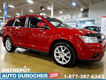 2013 Dodge Journey SXT CREW - AUTOMATIQUE - 7 PASSAGERS - DVD