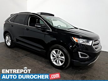 2016 Ford Edge SEL AWD NAVIGATION - Toit Ouvrant - AIR CLIMATISÉ