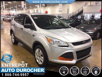 2013 Ford Escape S AUTOMATIQUE TOUT ÉQUIPÉ BLUETOOTH