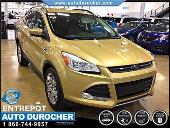 2014 Ford Escape SE AUTOMATIQUE TOUT EQUIPE SIEGES CHAUFFANTS