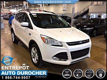 2014 Ford Escape SE AUTOMATIQUE TOUT ÉQUIPÉ CAMÉRA RECUL NAVIGATION