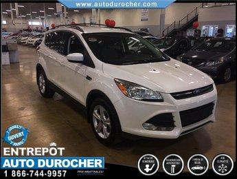 Ford Escape SE TOUT ÉQUIPÉ CAMÉRA RECUL SIÈGES CHAUFFANTS 2014