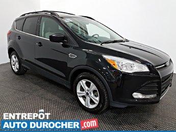 2014 Ford Escape SE 4X4 Automatique - AIR CLIMATISÉ -