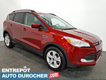 2016 Ford Escape SE Automatique - AIR CLIMATISÉ - Groupe Électrique