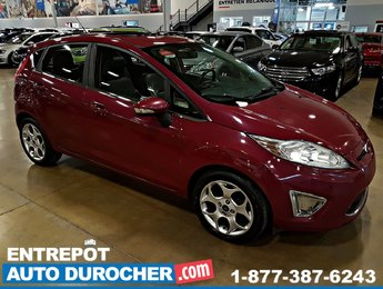 2011 Ford Fiesta SES Automatique - TOIT OUVRANT - A/C - Cuir