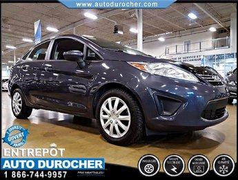 2012 Ford Fiesta SE - AUTOMATIQUE - TOUT ÉQUIPÉ - AIR CLIMATISÉ